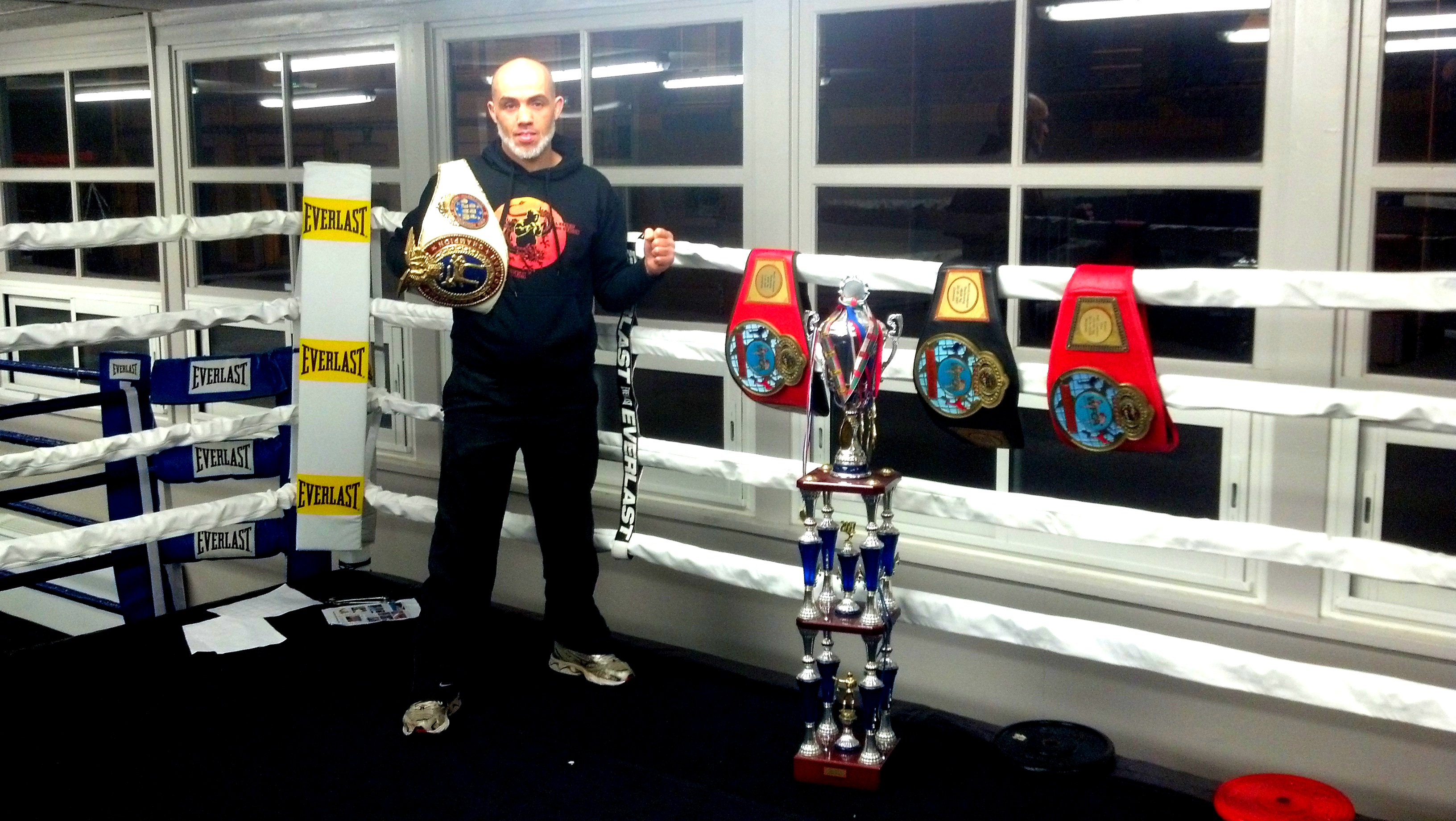 club boxe waziers